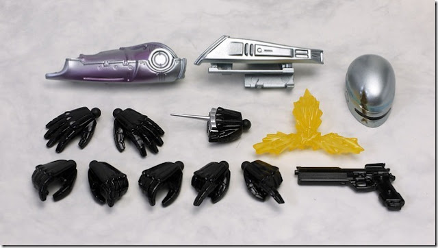 Robocop toys