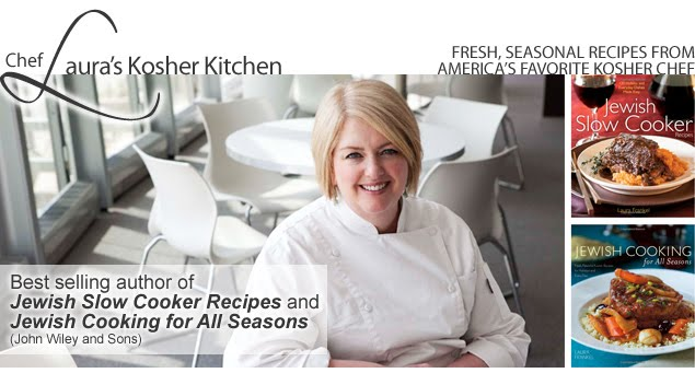CHEF LAURA'S KOSHER KITCHEN