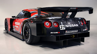 2008 Nissan GT-R GT500 Race Car
