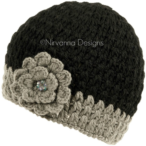 Over The Apple Tree: V-Stitch Winter Beanie
