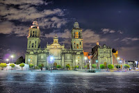 Mexico Catedral Metropolitana