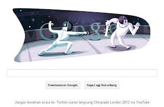 London 2012 Fencing: Olimpiade Cabang Anggar
