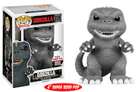 Toy Tokyo Godzilla B&W Funko Pop!