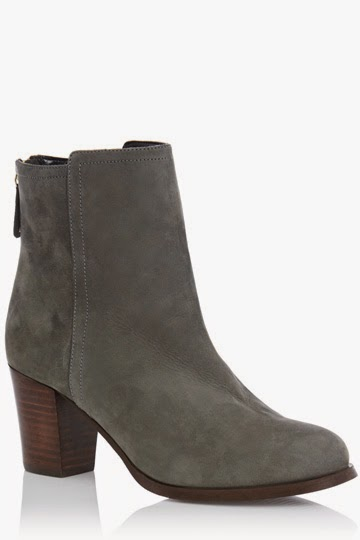 oasis grey boots