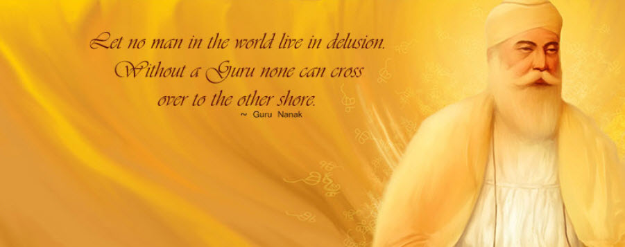 guru nanak dev ji teachings pdf