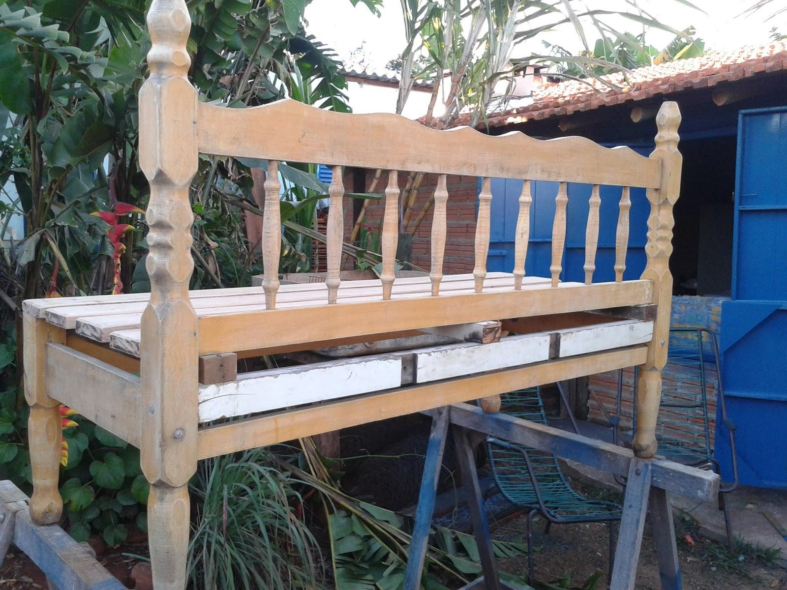 #1D4578 Atelie Cantinho DA ARTE: CABECEIRA DE CAMA VIRA BANCO II 1600x1200 px como fazer mesa de madeira que vira banco @ bernauer.info Móveis Antigos Novos E Usados Online