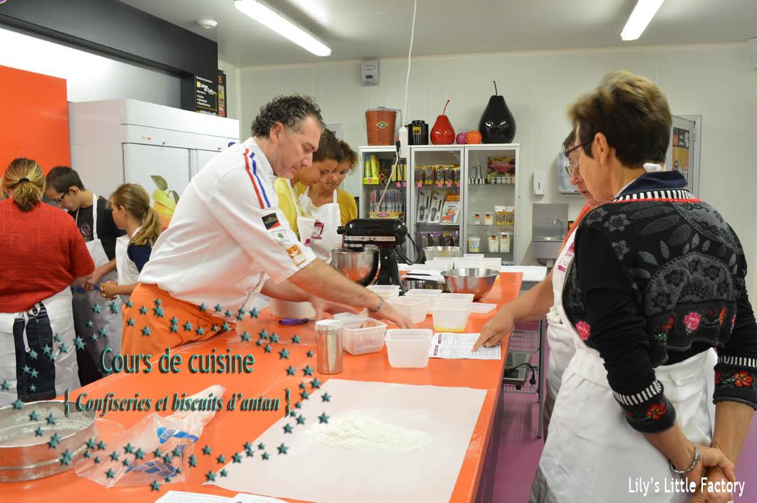 Mon Cours De Cuisine Avec Le Chef Alain Chartier à LEcole Des - Cours de cuisine vannes
