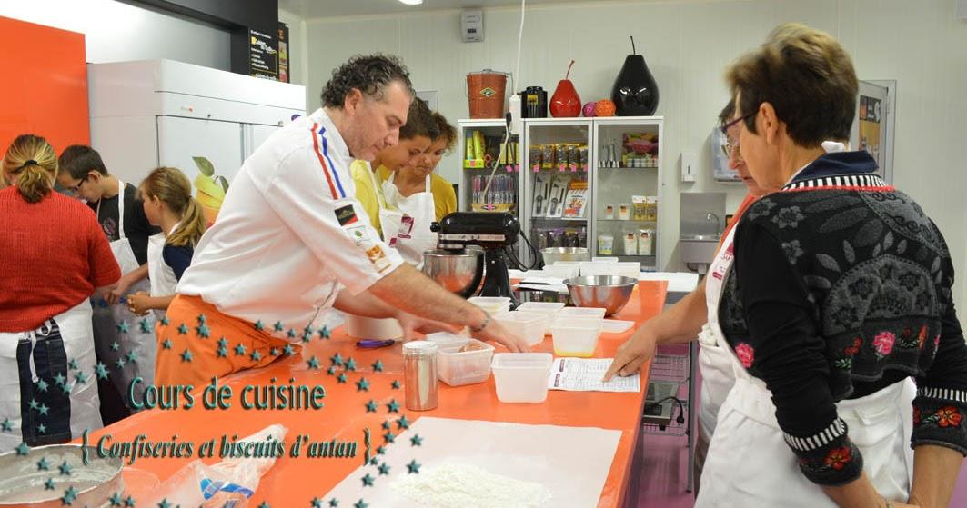 Mon cours de cuisine avec le chef alain chartier l 39 ecole des d sserts lily 39 s little factory - Cours de cuisine aphrodisiaque ...