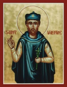 San Valentín tardio, san Valentín eterno