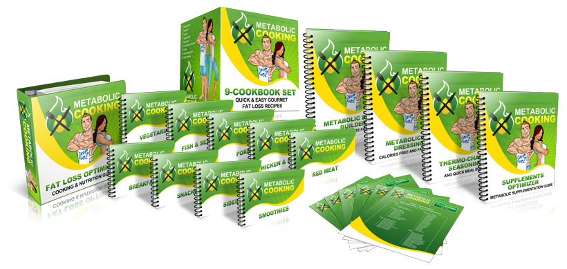 The Complete Metabolic Cooking Package