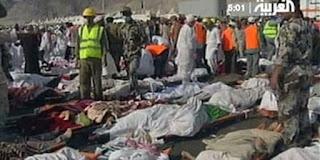 Korban Tragedi Mina Terus Bertambah, #Tragedimina Jadi Trending Topics