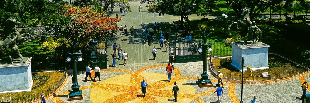 Sitios turísticos de Guayaquil Plaza del Centenario