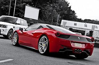 Kahn Ferrari 458 Italia Shines