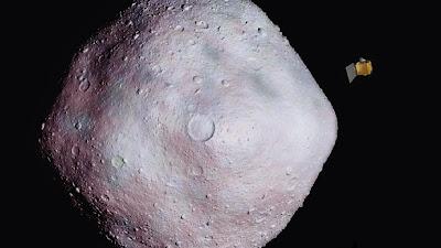 Uma colisão com um asteroide pode ter 'fervido' nossos oceanos há 3,3 bilhões de anos