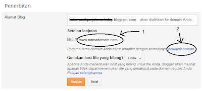 Custom Domain Blogspot 3