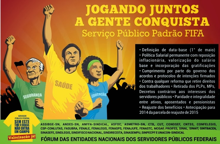 Campanha Salarial 2014