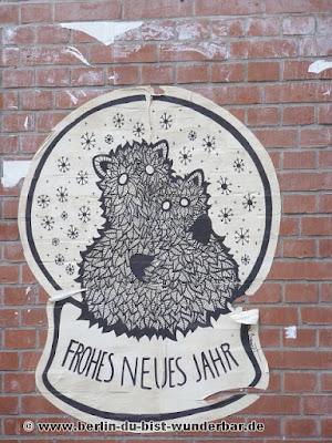 street art, graffiti, neue jahr
