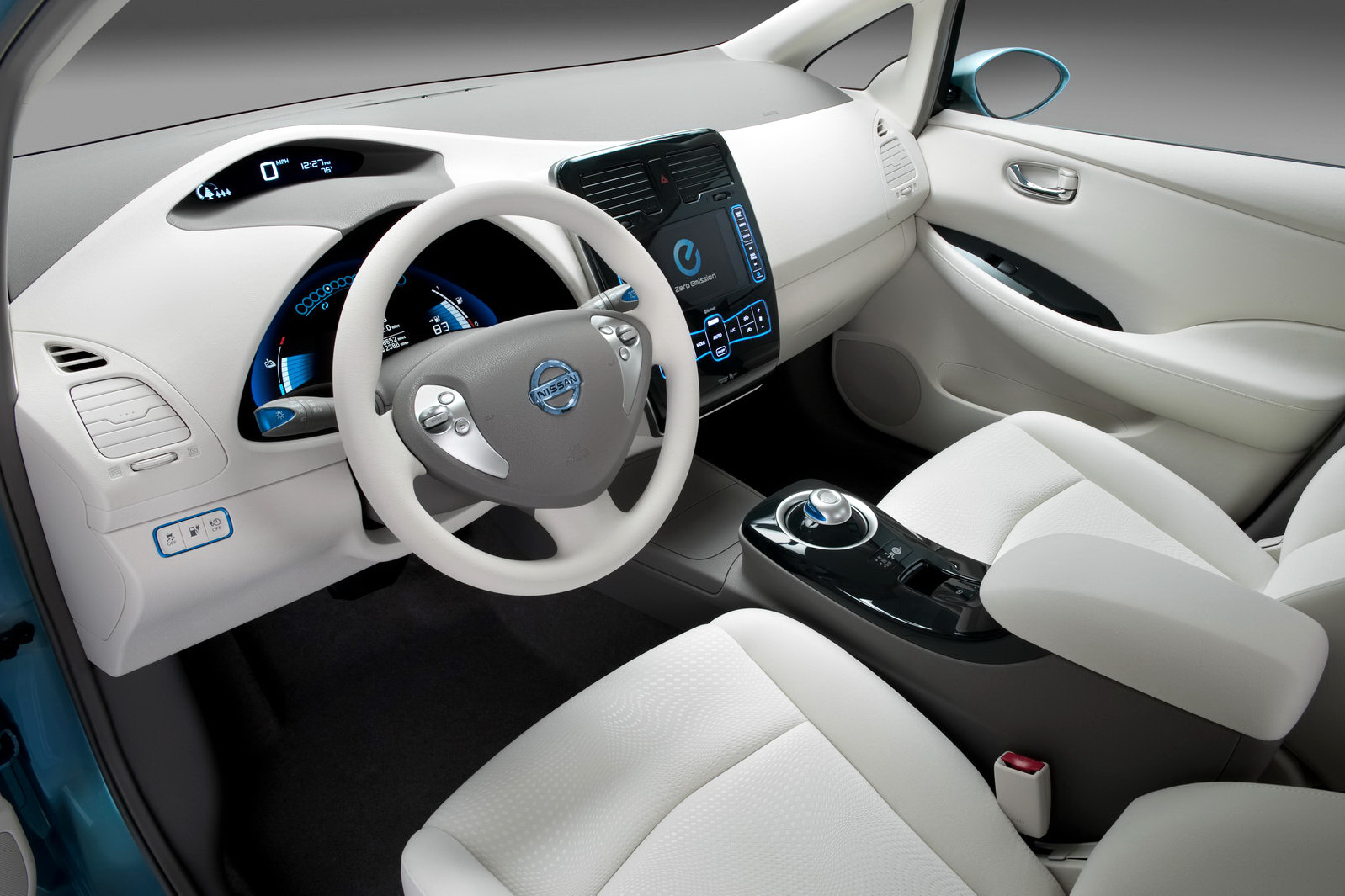 Nissan Leaf    Central Valley Automotive