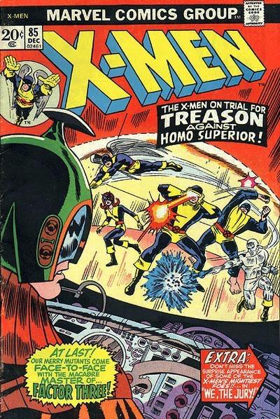 X-Men #85, Factor 3