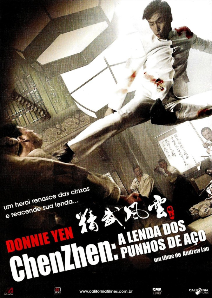 Chen Zhen: A Lenda do Punho de Aço – Dublado – 2011