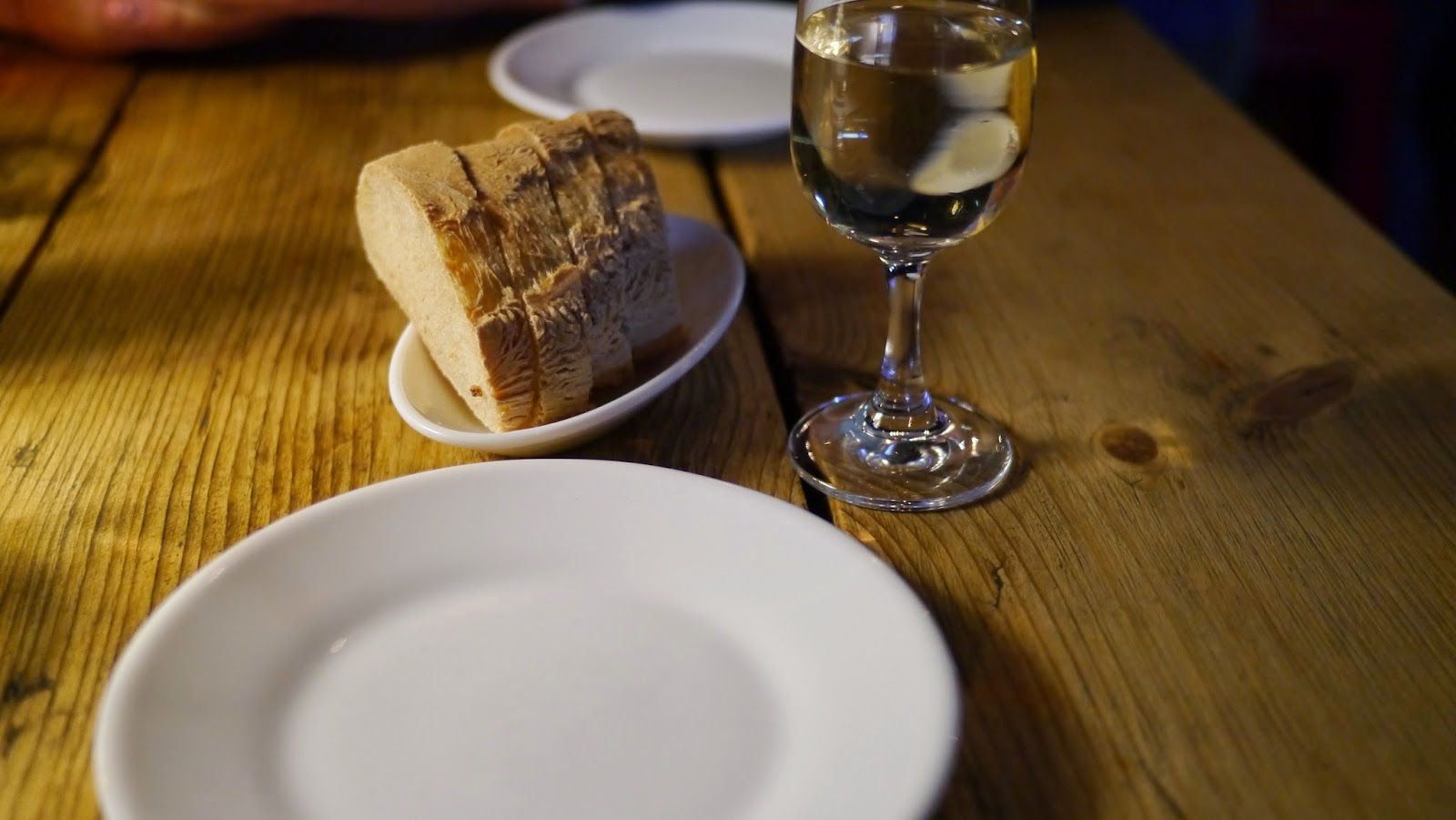 Manzanilla sherry tapas Bristol