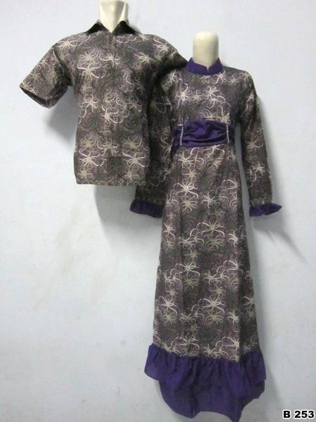 Model Kemeja Batik: Model Baju Kemeja Batik Couple Terbaru