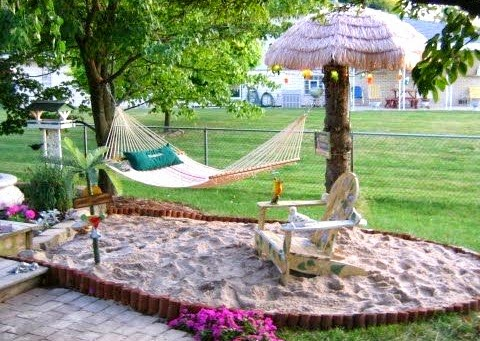 top backyard and garden decor ideas for coastal style living