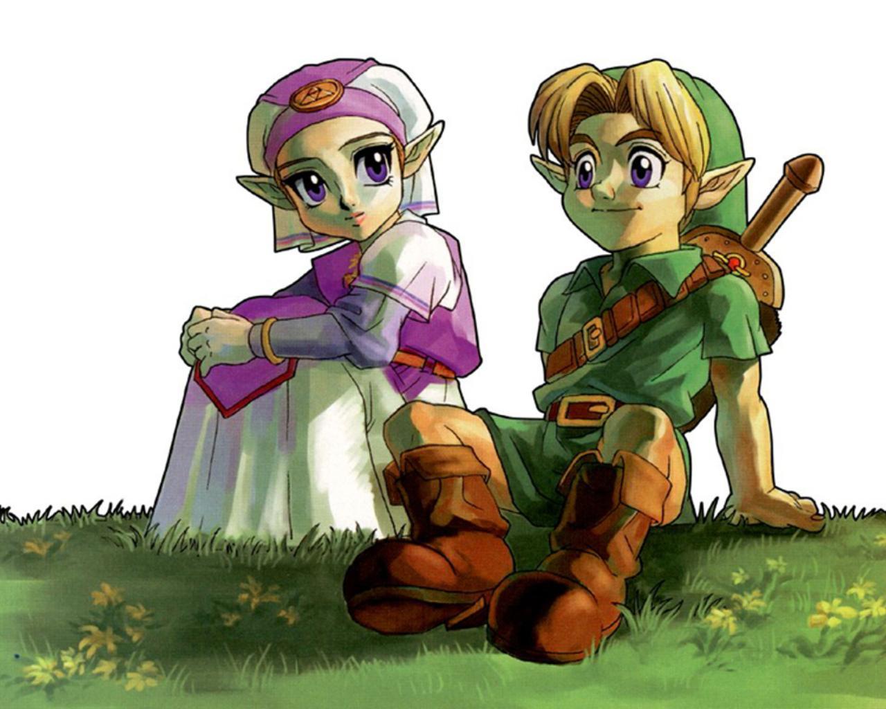 The Legend of Zelda: Ocarina of Time Zeldapedia FANDOM