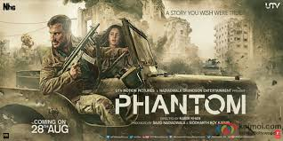 {10-12cr*}Phantom 1st Day Box Office Collection | Phantom Friday Collection