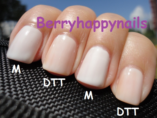 happyberrynaiad: Essie Marshmellow vs OPI Don\'t Touch my Tutu vs OPI ...