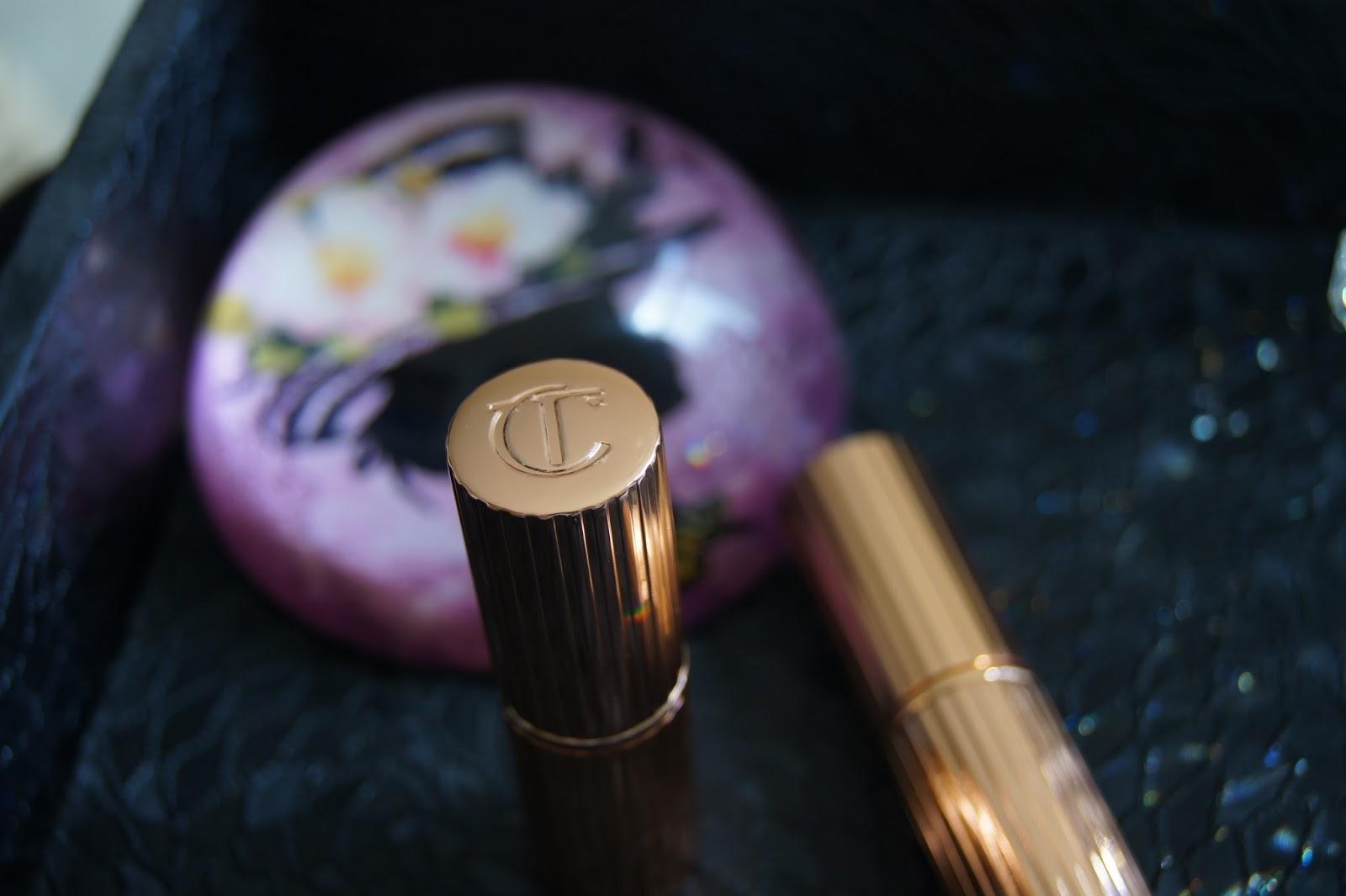 Charlotte Tilbury Matte Revolution lipstick review