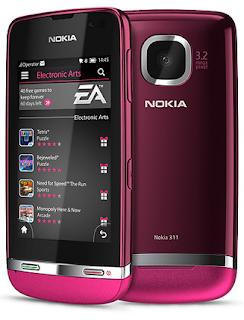 Kamera HP Nokia Asha 311