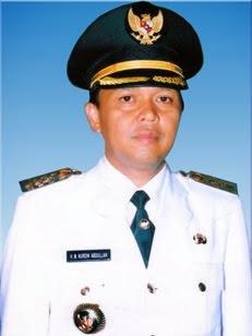 Prof. DR. Ir. H.M. Nurdin Abdullah, M.Agr.