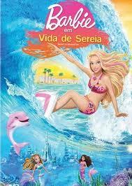 Filme Barbie Em Vida De Sereia   Dublado