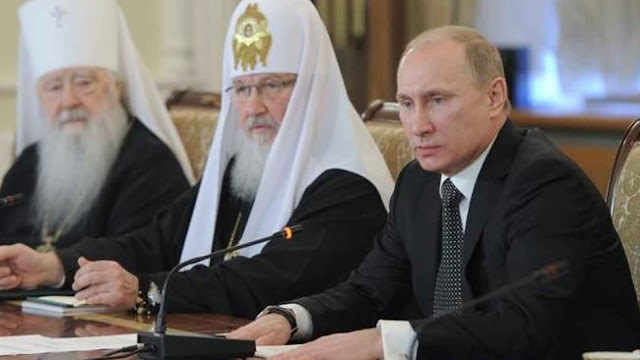 Russia Declares 'Holy War' on Islamic State