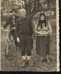 Bunicii din Tibucani-Neamt.