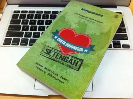Cinta Indonesia Setengah ( Dapatkan Segera !!! )