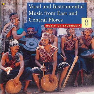 Music of Indonesia, Vol. 8: Vocal and Instrumental Music from East and Central Flores (Smithsonian Folkways)