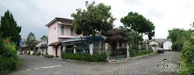rumah dijual dalam perumahan dekat kampus uii terpadu jalan kaliurang sleman yogyakarta