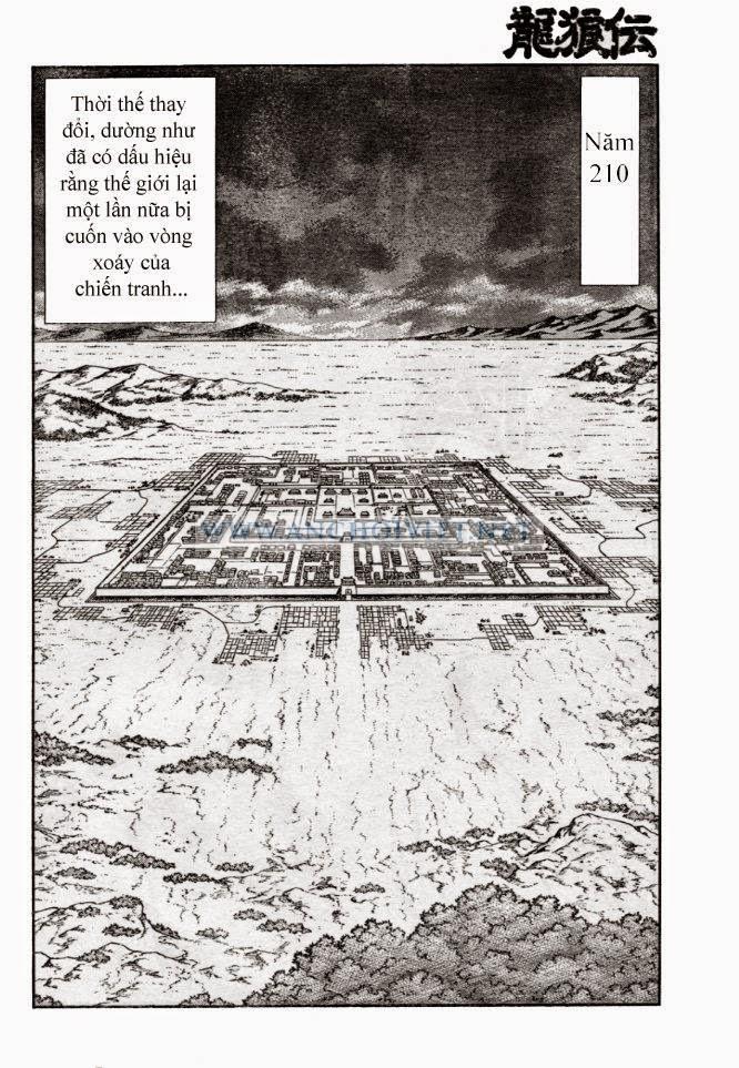 Chú Bé Rồng - Ryuuroden chap 159 - Trang 2