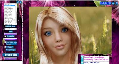 Kari 4 pro default Scene edited skin