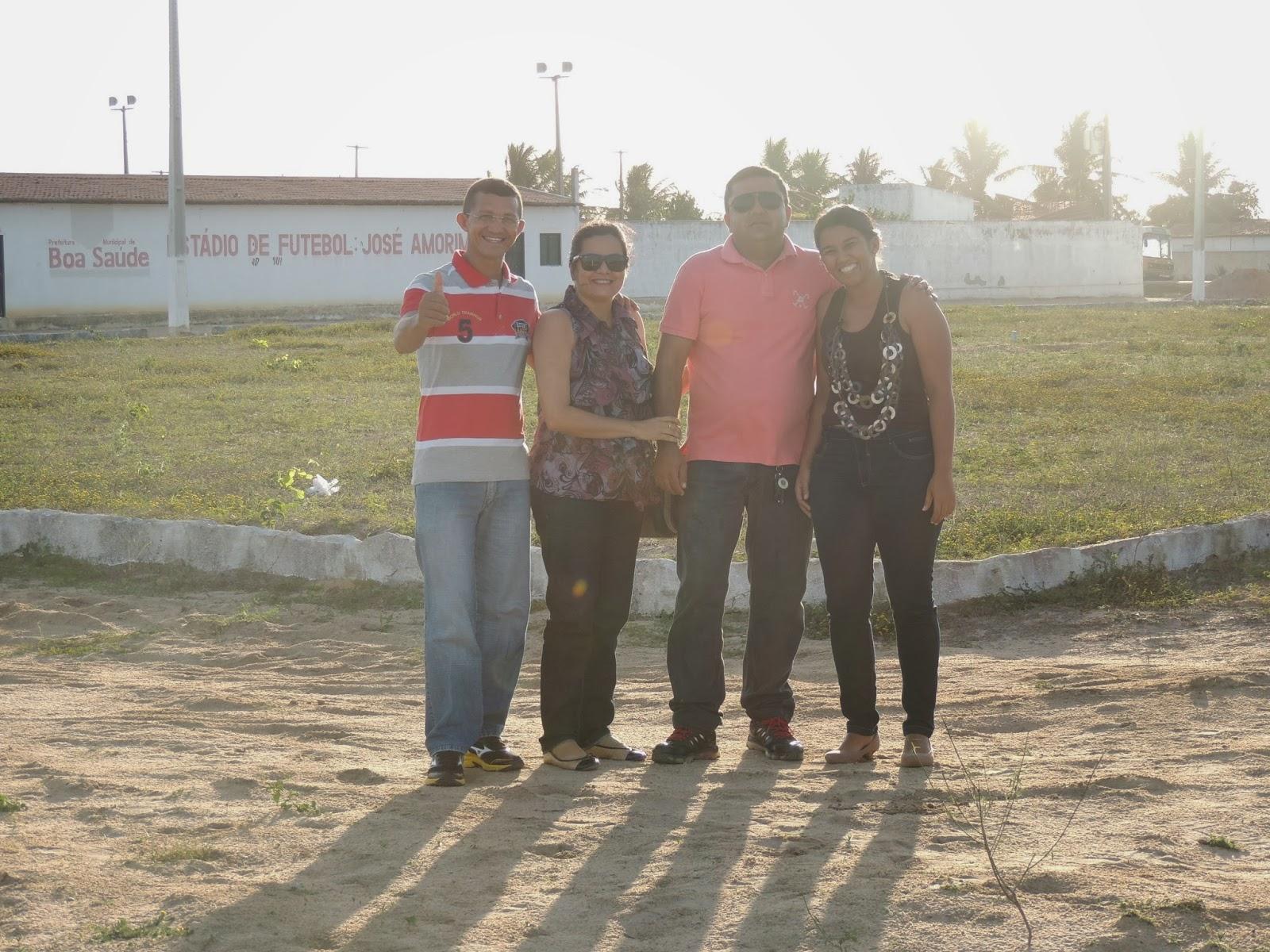 Vereadores visitam Córrego