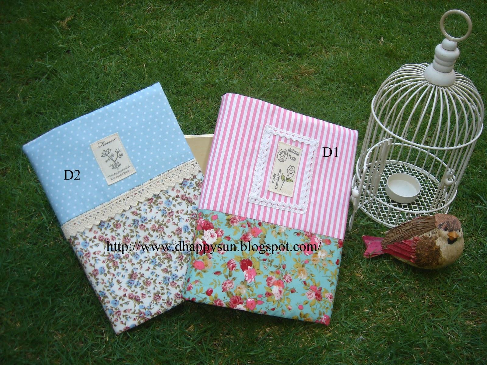 Book Cover Material Key : Handmade fabric book cover