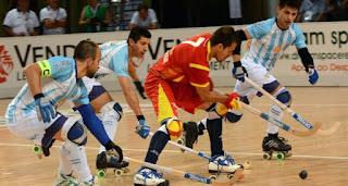 HOCKEY PATINES - España cayó en la final de la Copa del Mundo y no pudo rivalidar el título