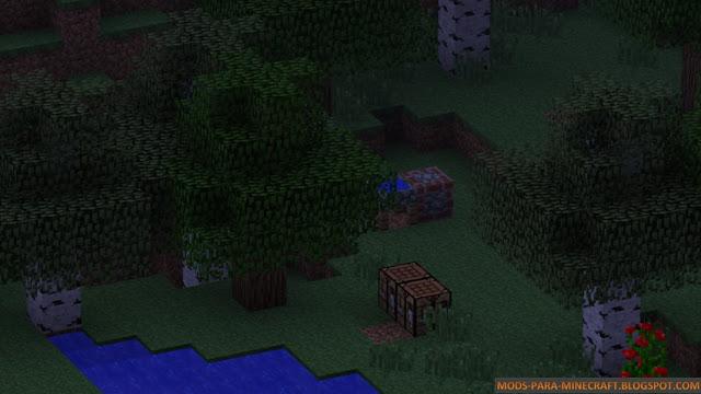 SteplessZoom Mod para Minecraft 1.7.10/1.8