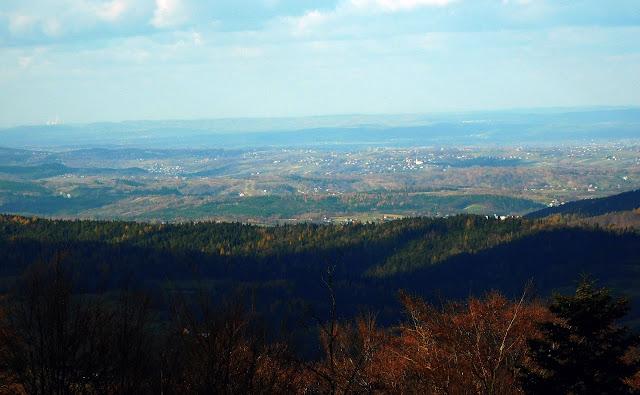 Z listopadowego Kotonia [www.gorskiewedrowki.blogspot.com].
