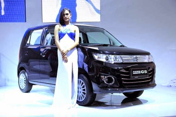 SPG Suzuki Karimun Wagon R GS IIMS 2014