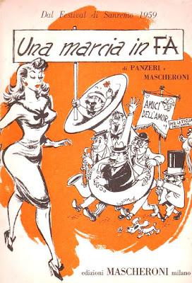 Sanremo 1959 - Gino Latilla, Gino latilla - Una Marcia in Fa