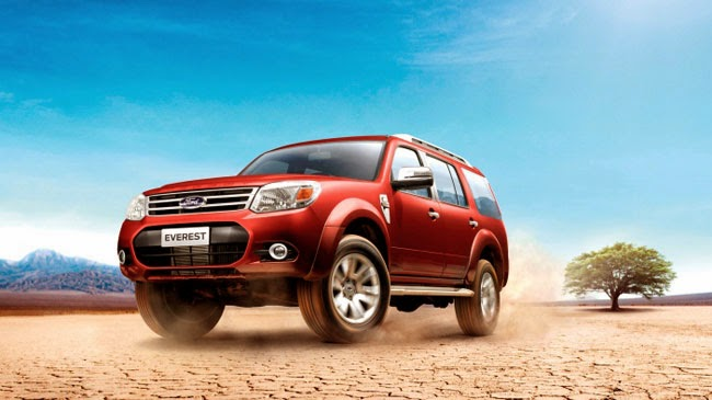 ford everest thuong hieu 2015