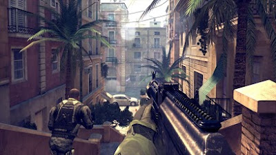 Modern combat 4: Zero Hours game for free